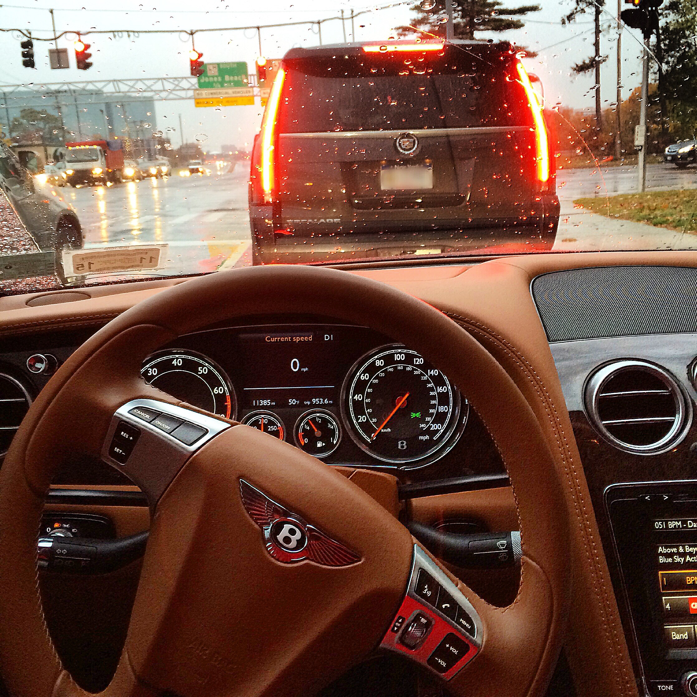 Bentley Flying Spur Tuning Ab 2015: Chauffeured Executive Transportation